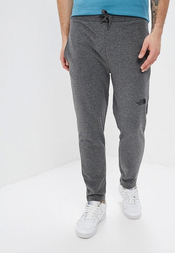 мужские спортивные брюки the north face, серые