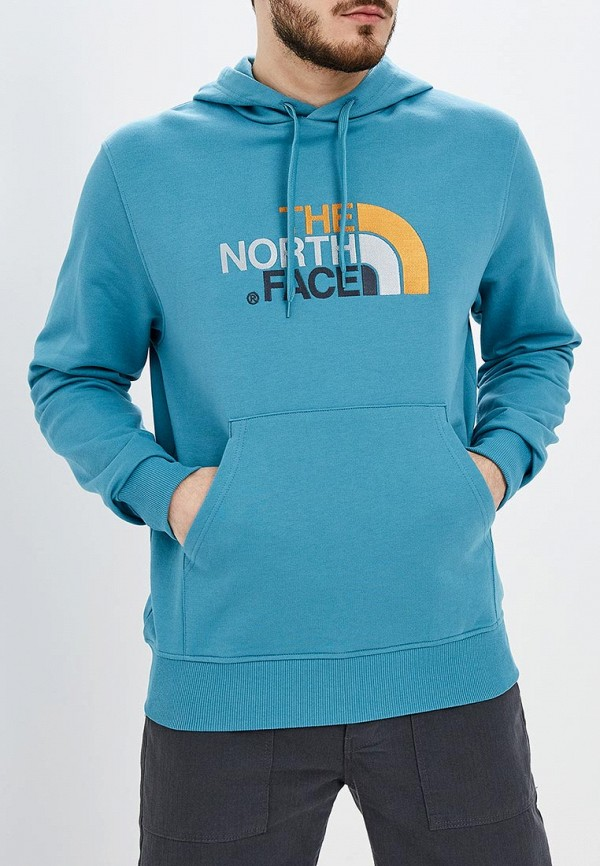 Худи The North Face The North Face TH016EMEAEX4 худи print bar the illuminati