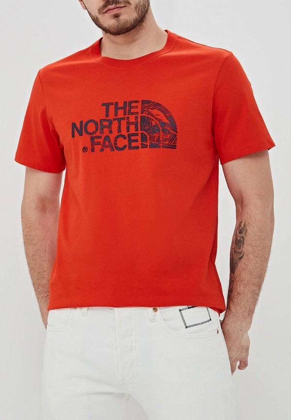Футболка The North Face The North Face TH016EMEAEY7 сапоги женские the north face w basecamp rain boot цвет красный t93k3ckz3 размер 6 36