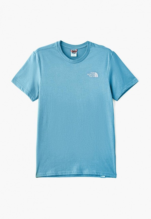 Футболка The North Face The North Face TH016EMEAFB3 футболка the north face the north face light long sleeve crew neck женская
