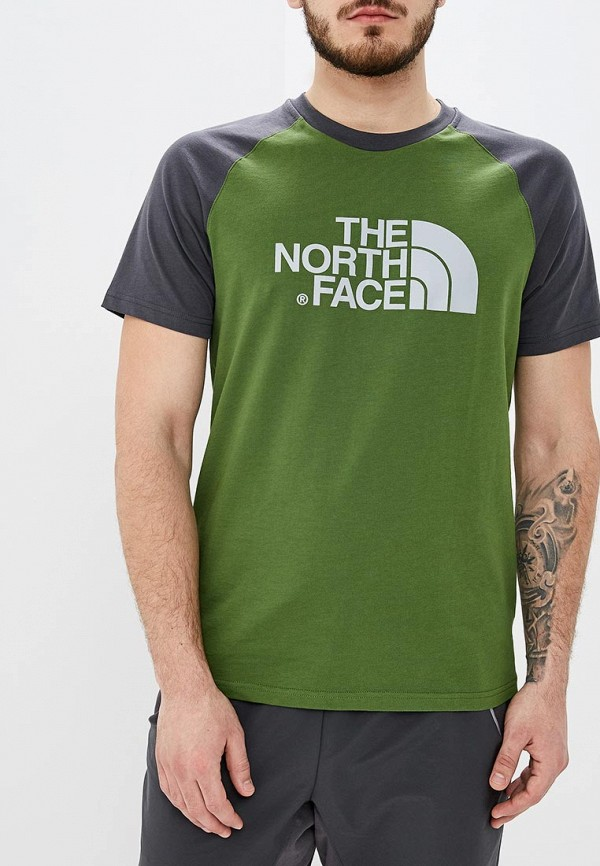 Футболка The North Face The North Face TH016EMEAFC2 поло the north face the north face th016emeygv2
