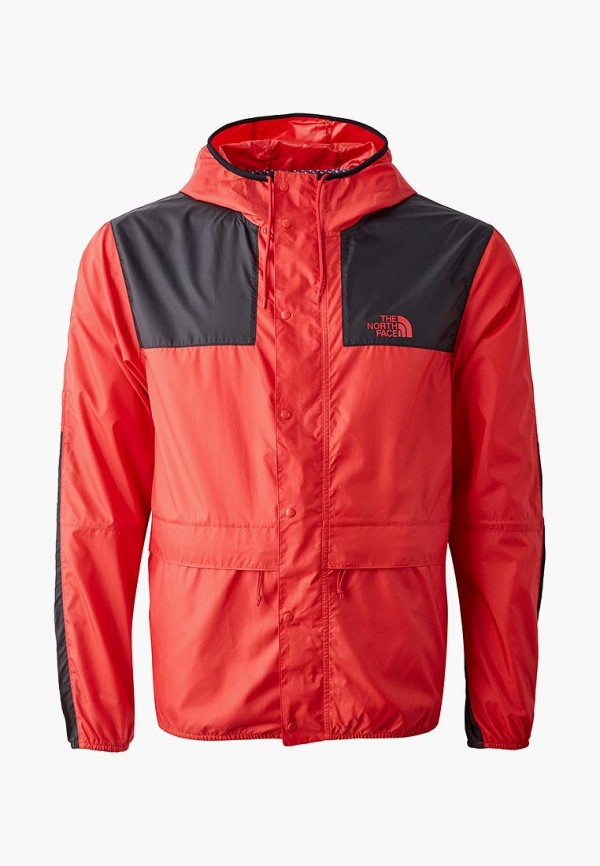 Ветровка The North Face The North Face TH016EMEYGT2 face the north wind красный s