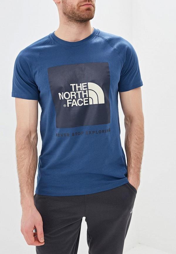 Футболка The North Face The North Face TH016EMEYGW9 the north face the north face cat s meow правый синий lng
