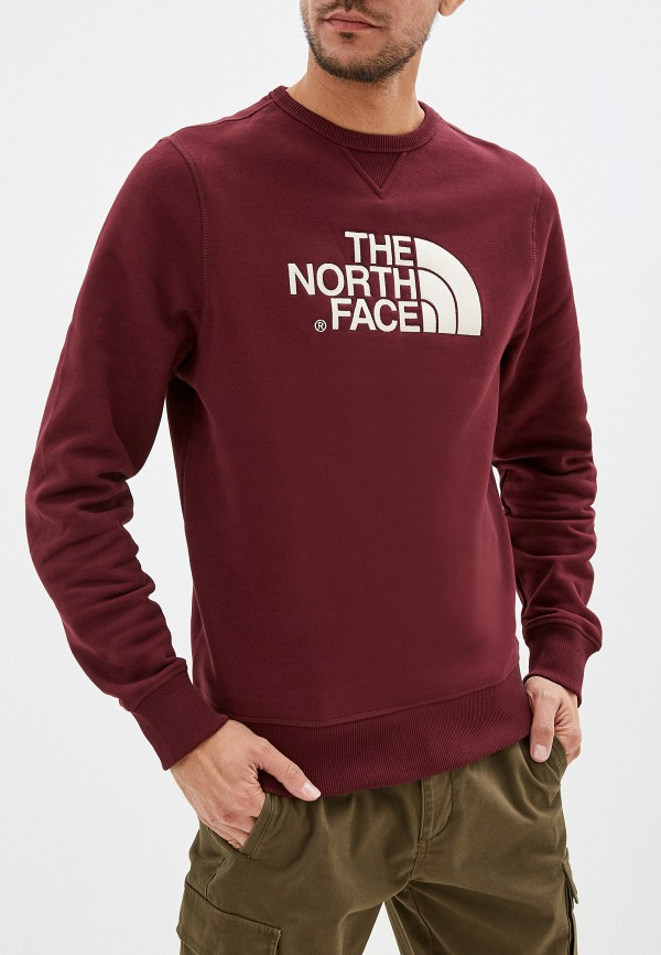 Свитшот The North Face The North Face TH016EMFQLU2 свитшот женский the north face drew peak crew eu цвет коралловый t93s4ghey размер xs 40