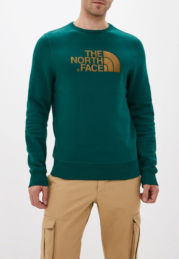 Свитшот The North Face The North Face TH016EMFQLU4 свитшот женский the north face drew peak crew eu цвет коралловый t93s4ghey размер xs 40