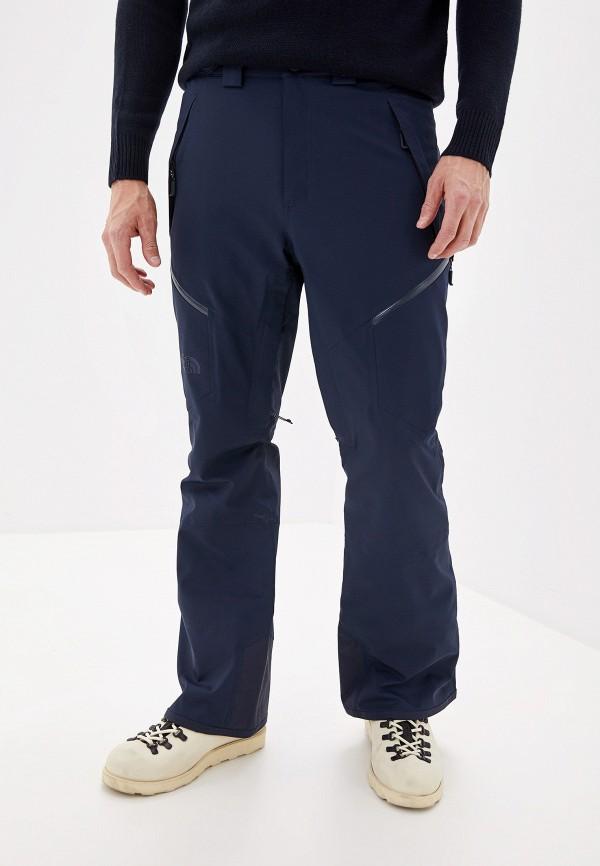 мужские брюки the north face, синие
