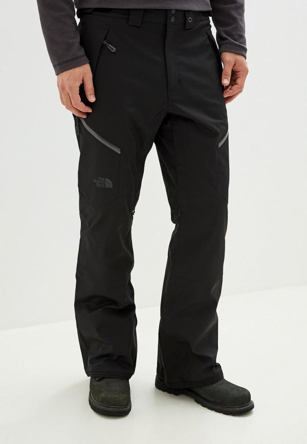 мужские брюки the north face, черные
