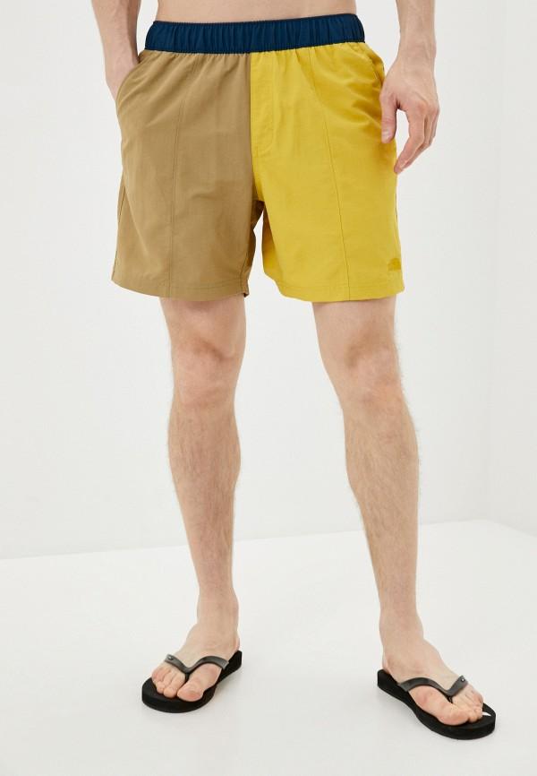 мужские повседневные шорты the north face, разноцветные