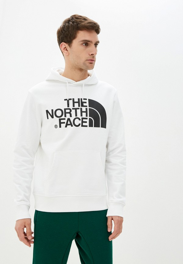 мужские худи the north face, белые