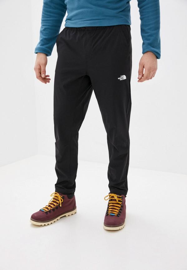 мужские спортивные брюки the north face, черные
