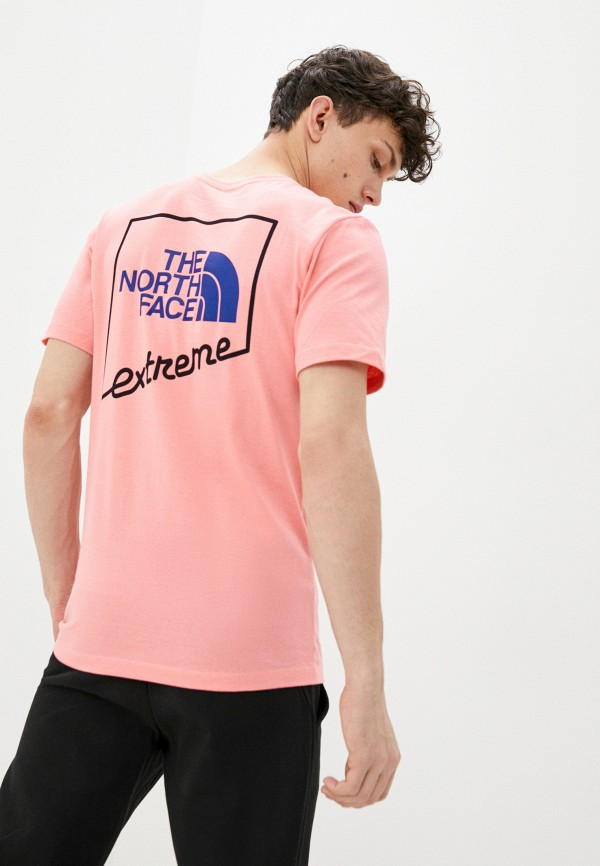 мужская спортивные футболка the north face