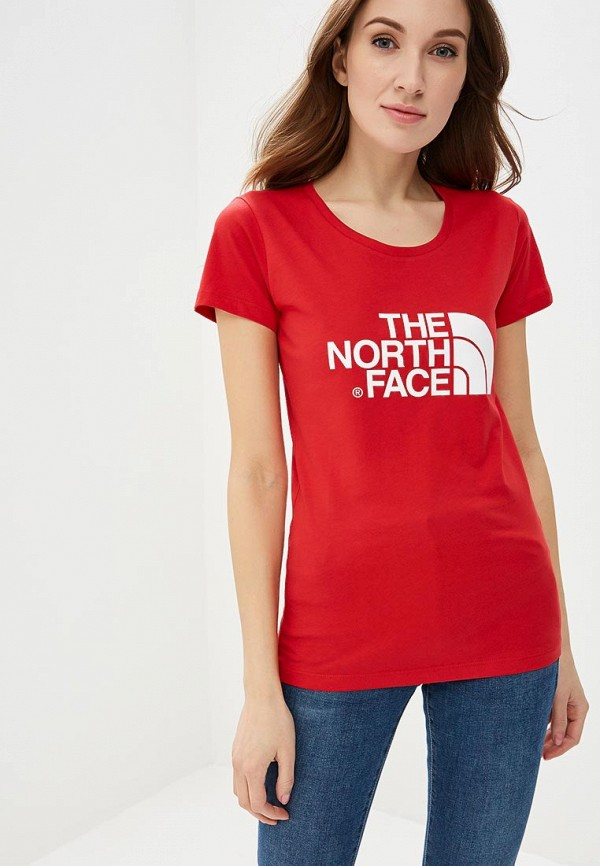 Футболка The North Face The North Face TH016EWANWC7 рюкзак the north face verto 18 цвет красный t93bxuwu5 os