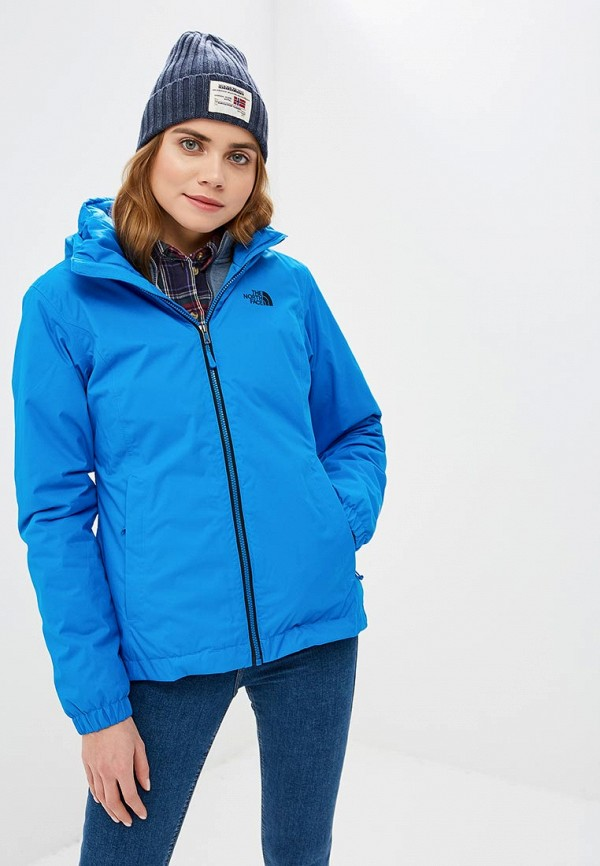 Куртка утепленная The North Face The North Face TH016EWDQMF5 the north face ski tuke iv os t0a6w6