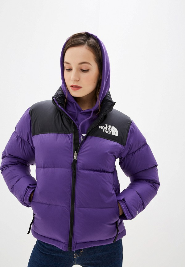 цена Пуховик The North Face The North Face TH016EWFQLY8 онлайн в 2017 году