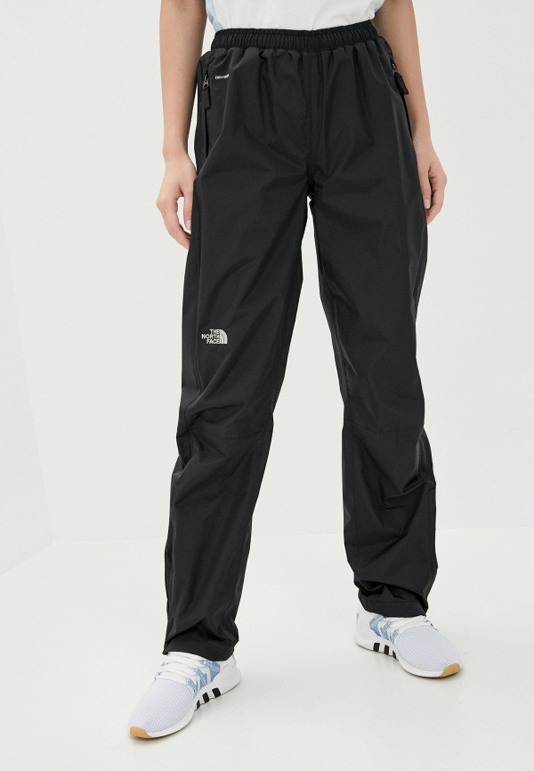 женские спортивные брюки the north face, черные