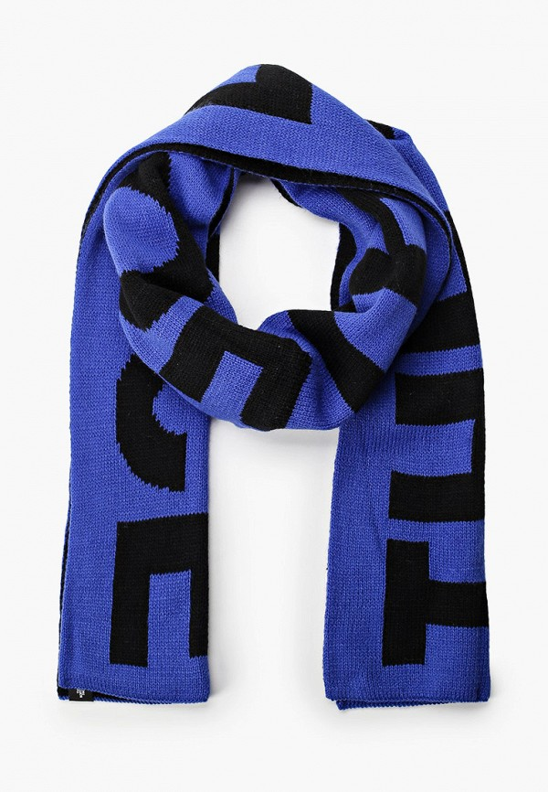женский шарф the north face, разноцветный