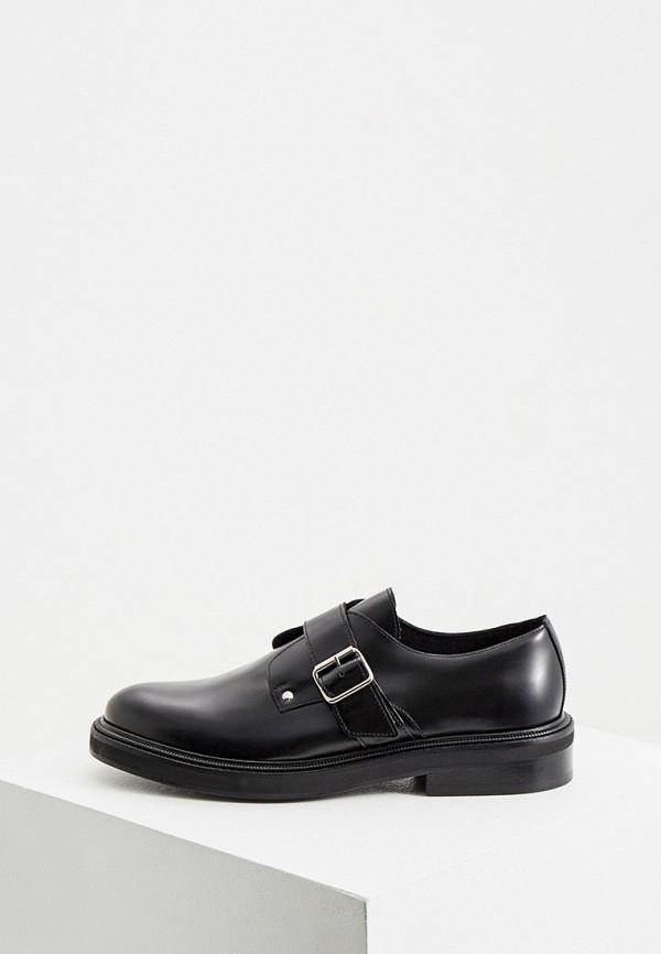 мужские туфли the kooples, черные