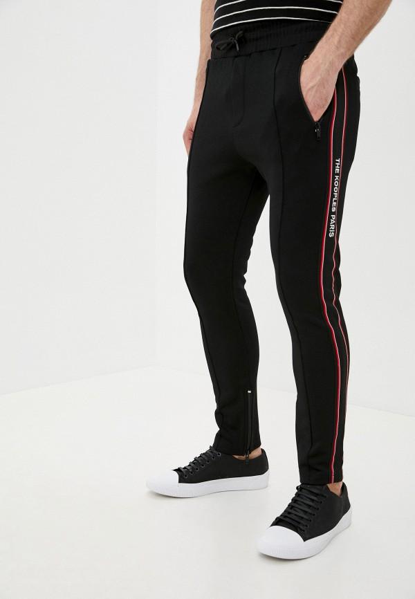 мужские спортивные брюки the kooples, черные