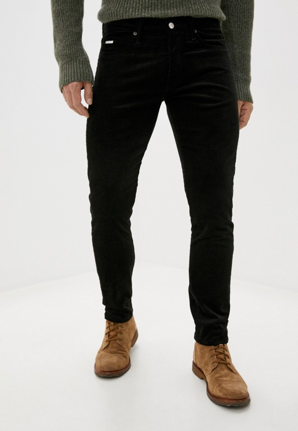 мужские повседневные брюки the kooples, черные