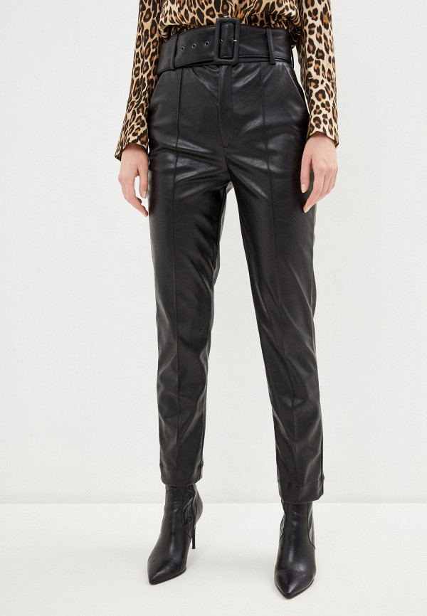 женские брюки the kooples, черные