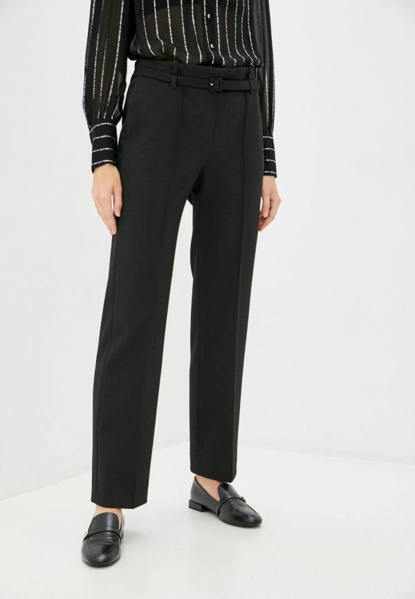 женские классические брюки the kooples, черные