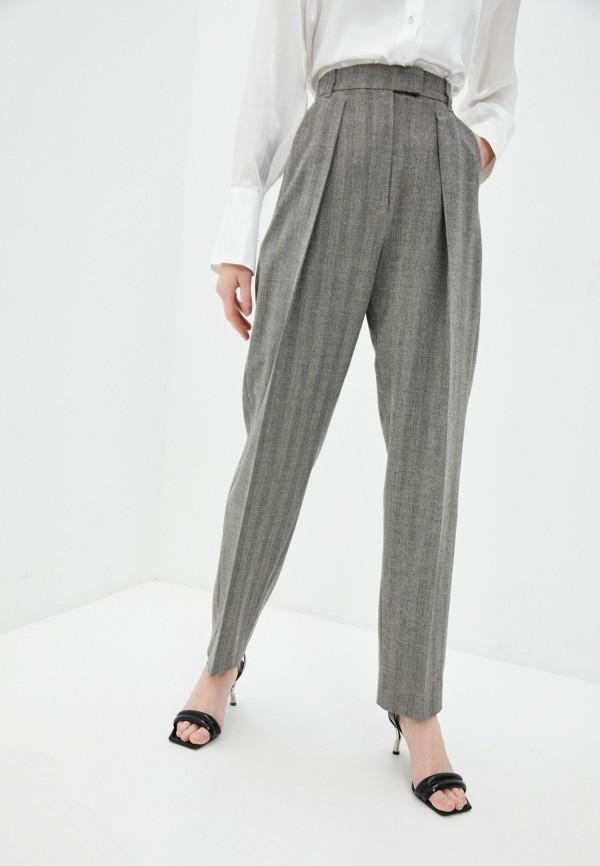 женские классические брюки the kooples, серые
