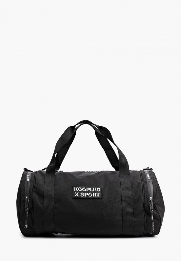 мужская сумка the kooples sport, черная