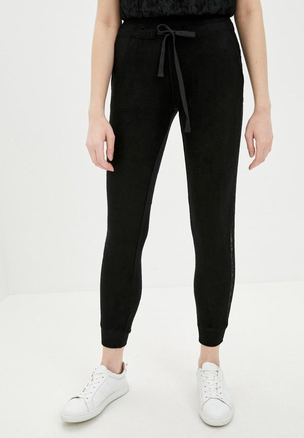 женские брюки the kooples sport, черные