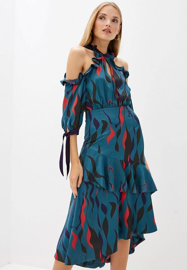 Фото - Платье Three Floor Three Floor TH023EWGJDW6 accufit iw7 three