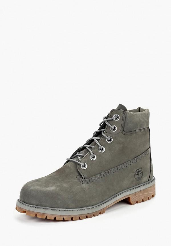ботинки timberland для мальчика, серые