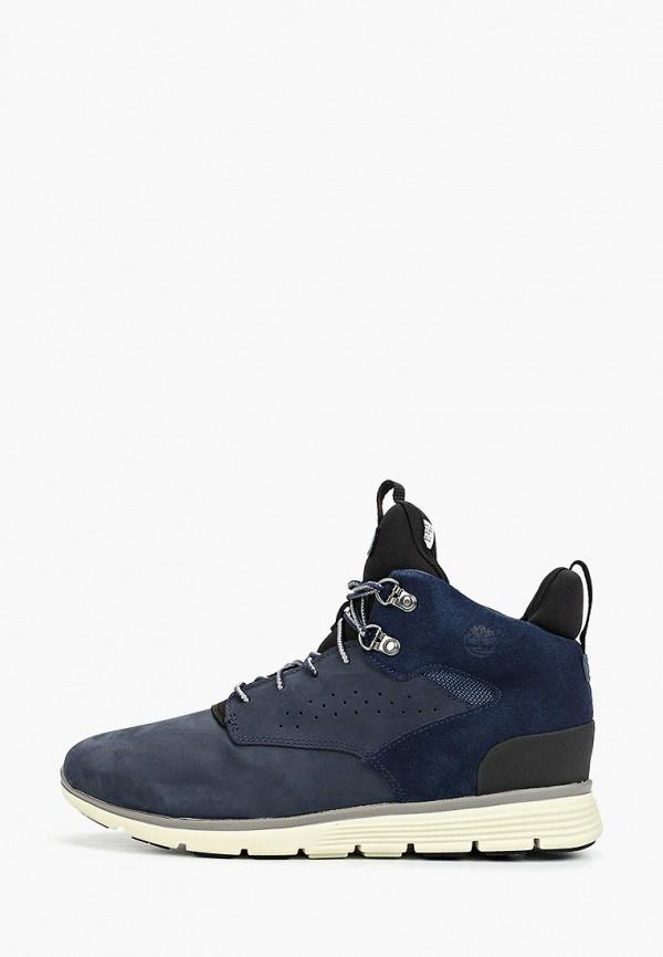 ботинки timberland для мальчика, синие