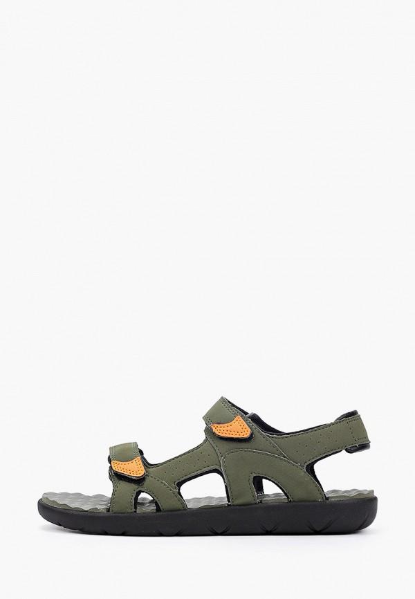 сандалии timberland для мальчика, хаки