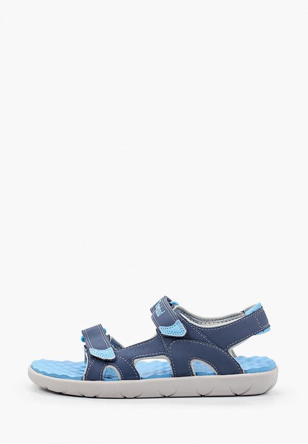 сандалии timberland для мальчика, синие