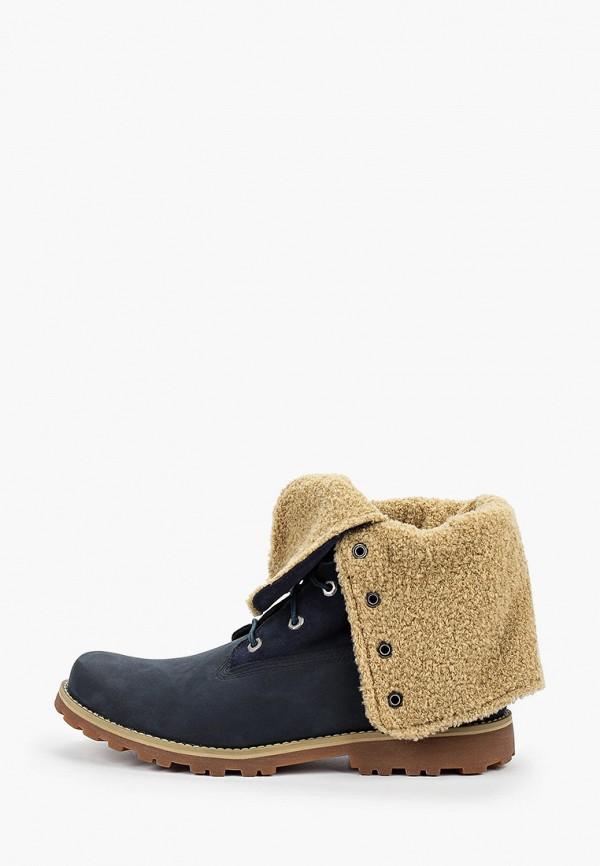 ботинки timberland для девочки, синие