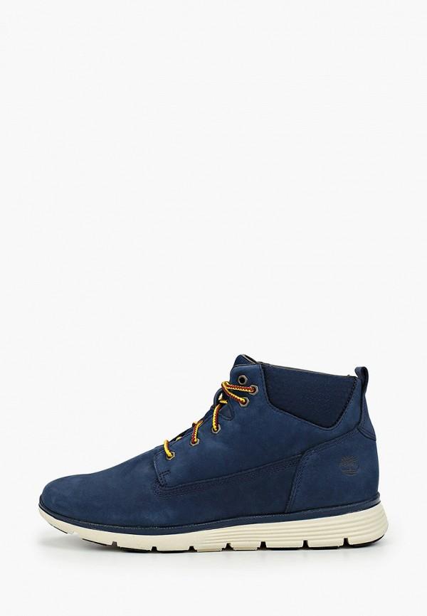ботинки timberland малыши, синие