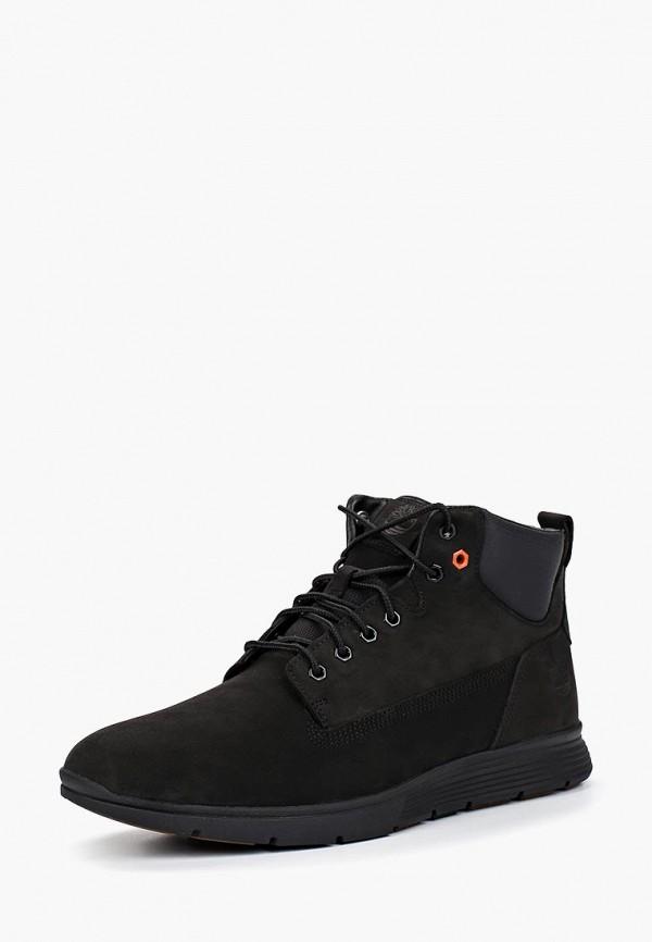 Купить Ботинки Timberland, KILLINGTON CHUKKA BLACK, TI007AMCELS1, черный, Осень-зима 2018/2019