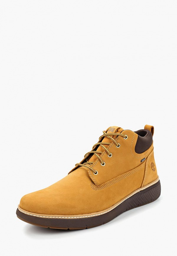 Купить Ботинки Timberland, CROSS MARK GTX CHUKK WHEAT, ti007amcgsf4, коричневый, Осень-зима 2018/2019