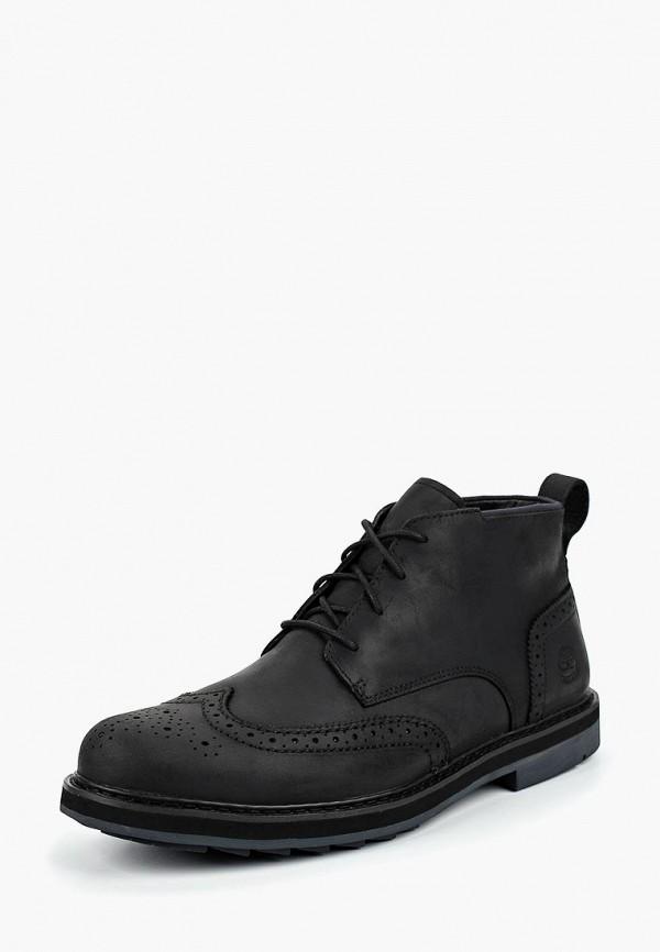 Купить Ботинки Timberland, SQUALL CANYON WT CHU JET BLACK, ti007amcgsf7, черный, Осень-зима 2018/2019