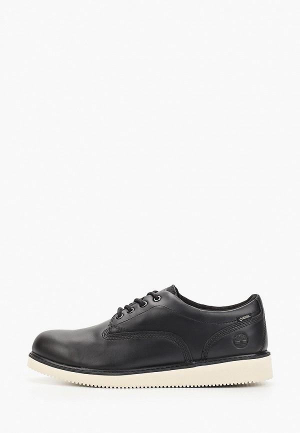 мужские низкие ботинки timberland, черные