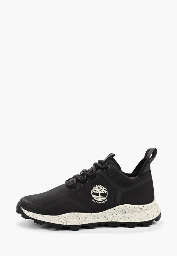 мужские кроссовки timberland, черные