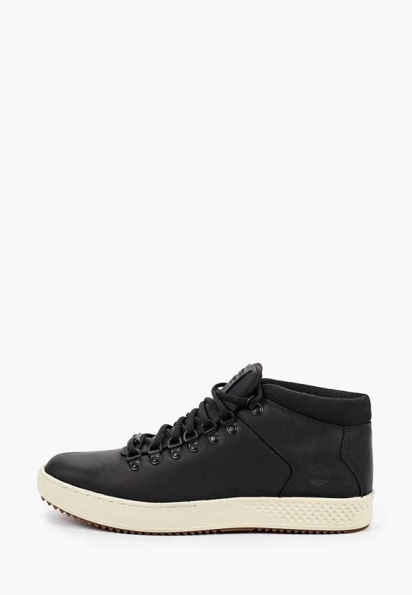 мужские ботинки timberland, черные