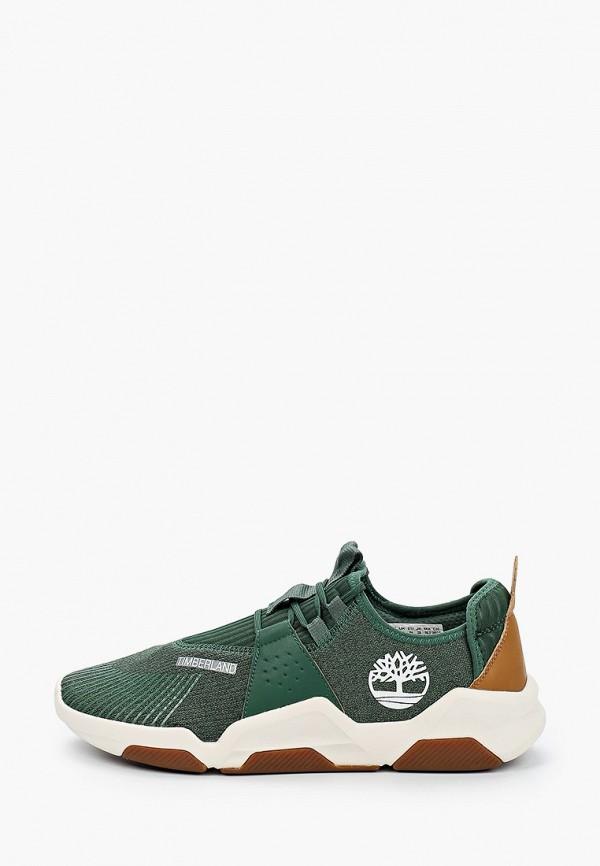 мужские низкие кроссовки timberland, зеленые