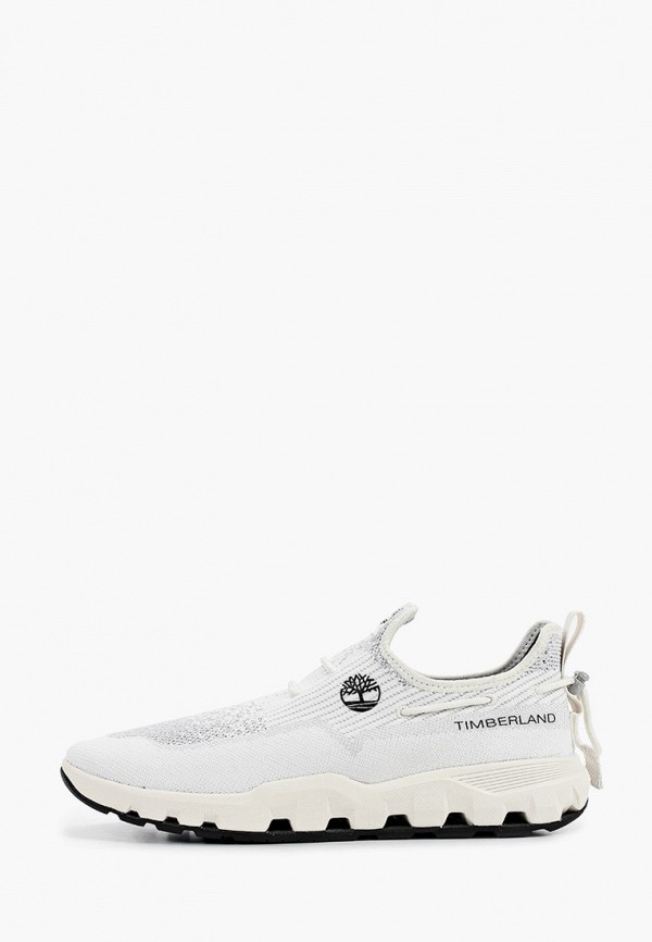 мужские низкие кроссовки timberland, белые