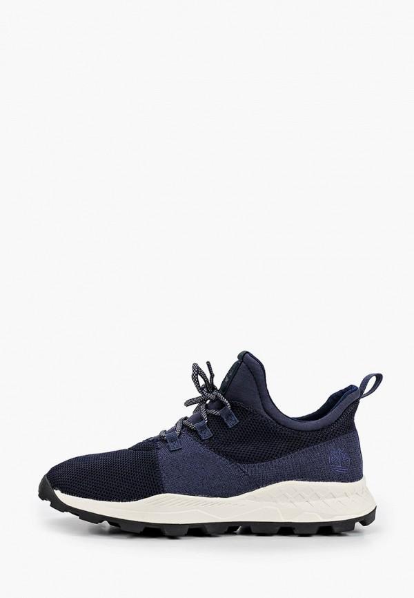 мужские низкие кроссовки timberland, синие