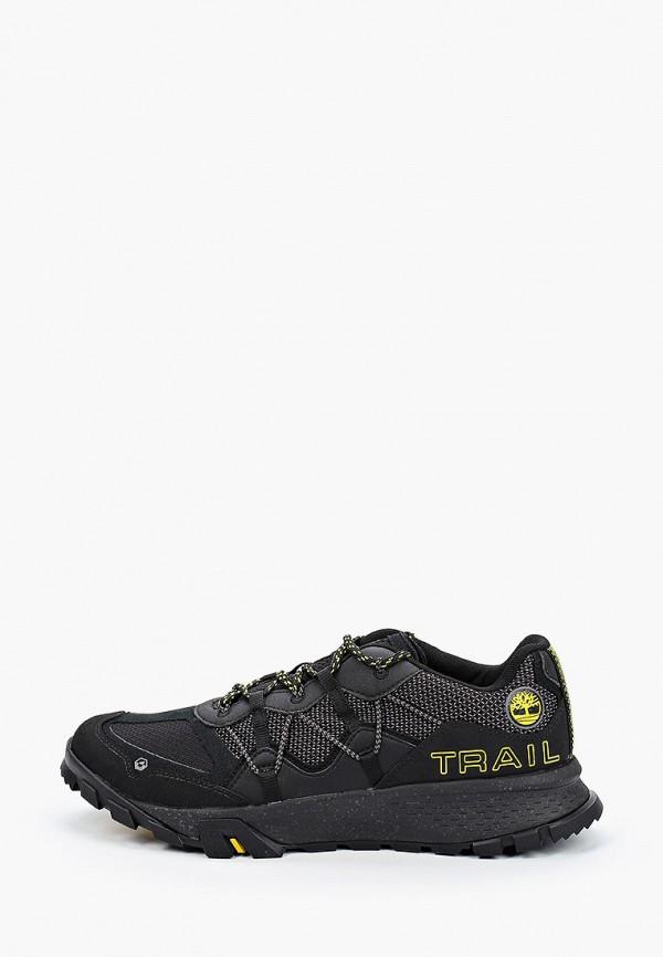 Кроссовки Timberland — Garrison Trail Low JET BLACK
