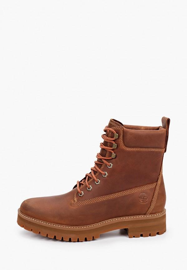 Ботинки Timberland Courma Guy EK+. Цвет: коричневый