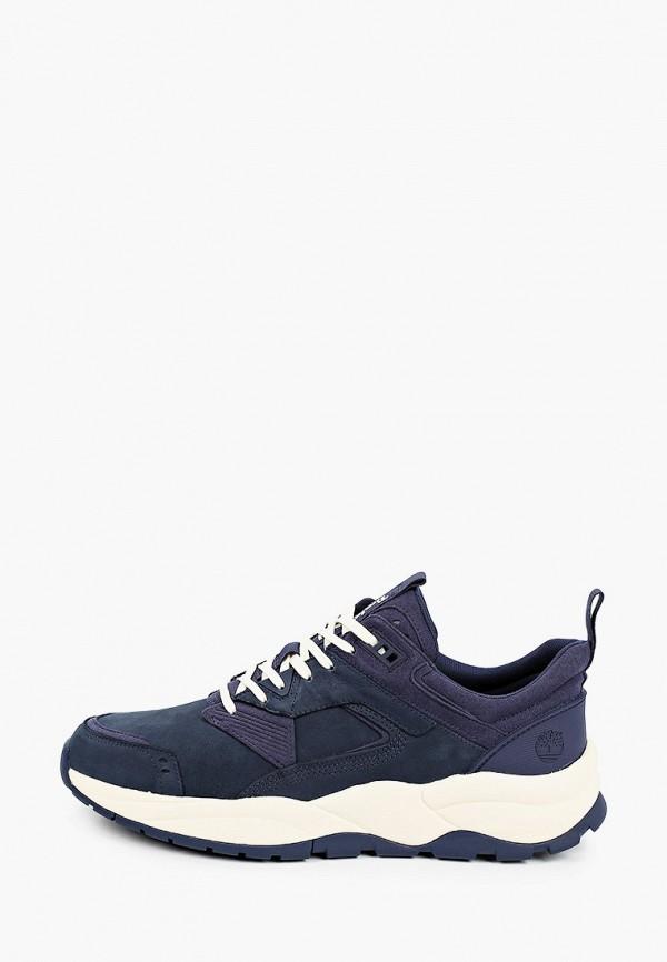 мужские кроссовки timberland, синие