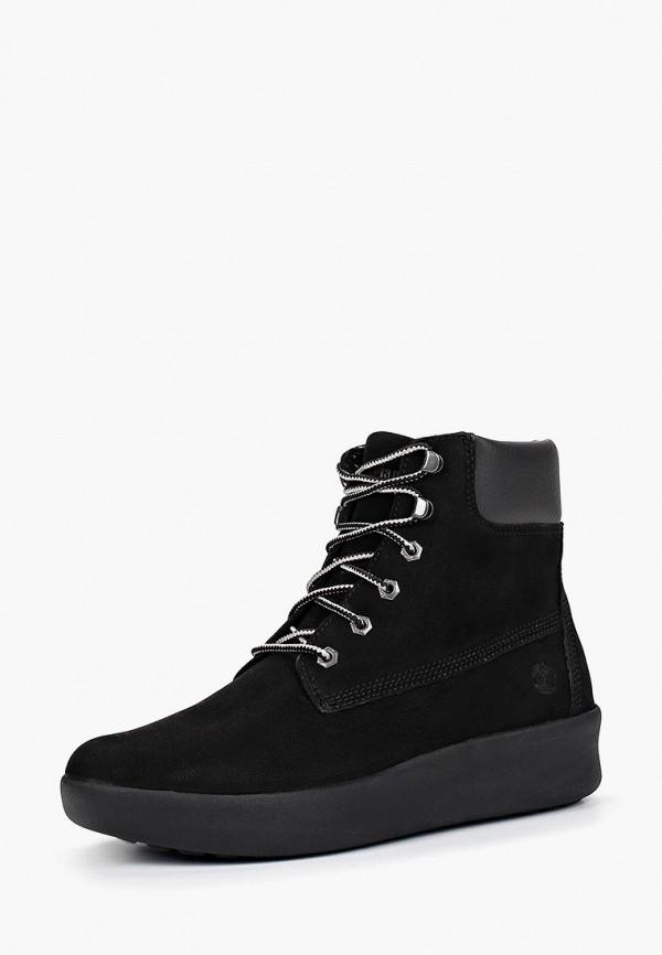 Ботинки Timberland, Berlin, TI007AWCELT2, черный, Осень-зима 2018/2019  - купить со скидкой