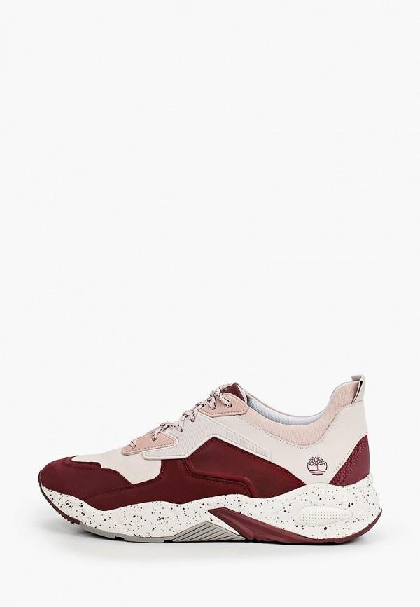Кроссовки Timberland — Delphiville Leather Sneaker