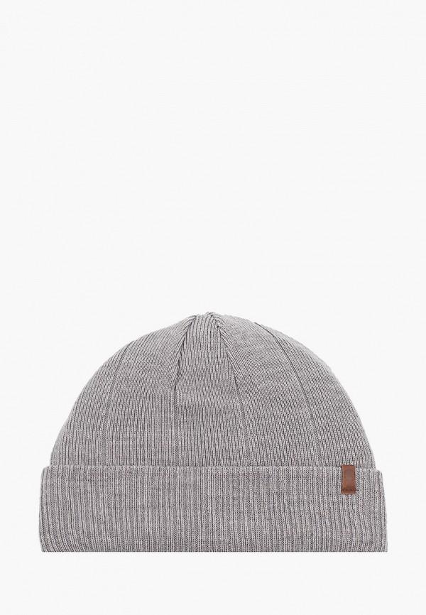 мужская шапка timberland, серая